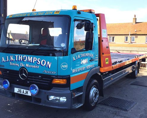 Breakdown and Accident Recovery